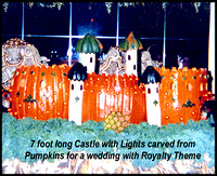 pumpkin castle
